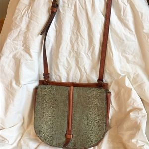 Bags - Fossil Crossbody Purse